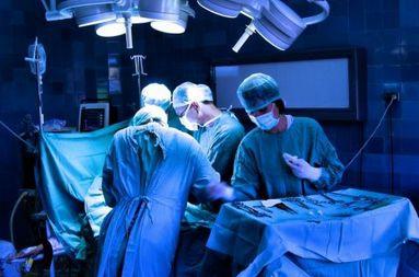 Βοηθός νοσηλευτικής χειρουργείου